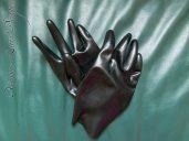 Krátké rukavice XL